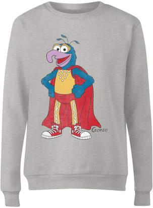 Disney Muppets Gonzo Classic Women's Sweatshirt - Grey
