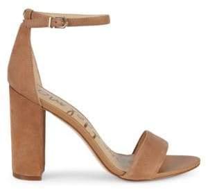 61e488b89d336e Sam Edelman Suede Women s Sandals - ShopStyle