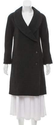 Emilio Pucci Knee-Length Wool Coat