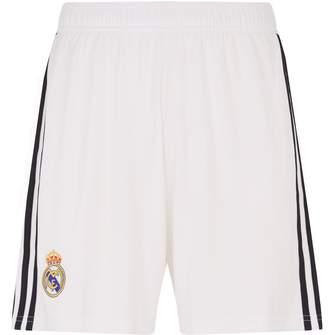 adidas Real Madrid Home Shorts