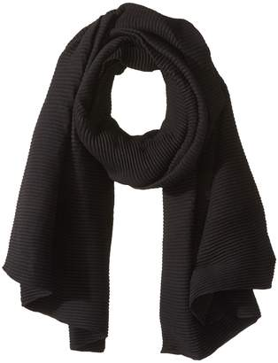 Vince Camuto Pleated Oversize Wrap Scarves