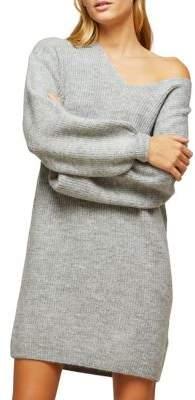 Miss Selfridge Slouchy Sweater Dress