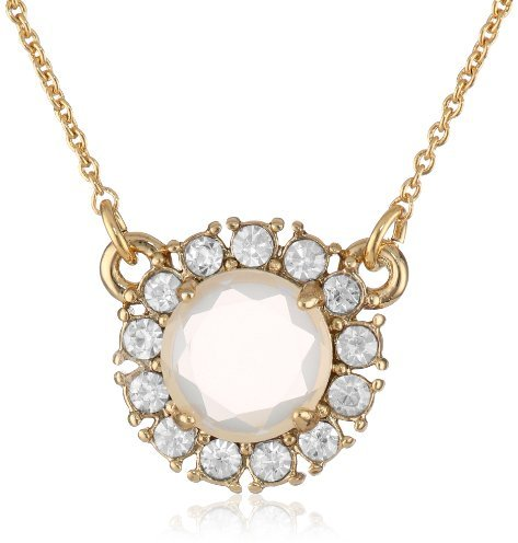 "Kate Spade Secret Garden"" Mini Necklace, 16"""