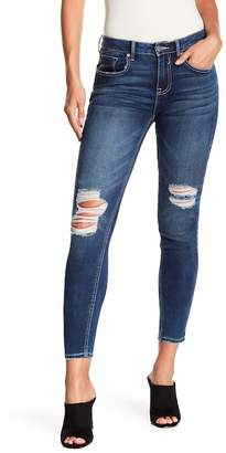 Vigoss Marley Super Skinny Mid Rise Jeans