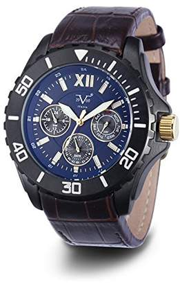 7903277a3 V19.69 Italia Men s VM1022 Multifunction Watch - Blue Dial