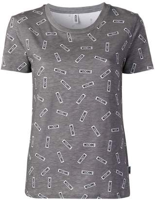 Moschino perfectly fitted T-shirt