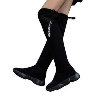 b9e03482d085 CieKen Women Shoes Women Boots Mid Calf
