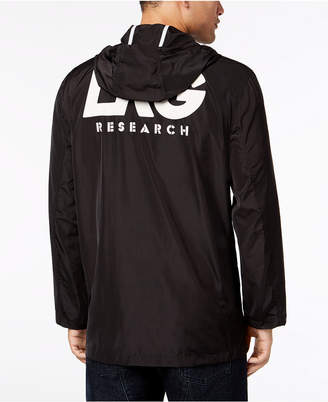 Lrg Men's Outclass Hooded Coaches Jacket