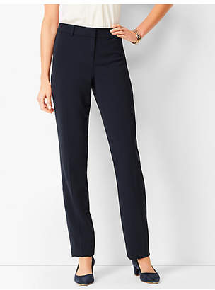Talbots Easy Travel Suiting Straight-Leg Pant