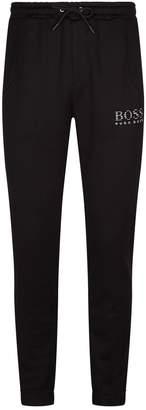 HUGO BOSS Logo Cuffed Sweatpants