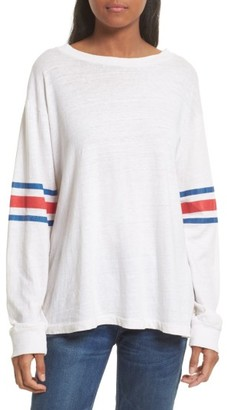 Women's Re/done Graphic Logo Tee $140 thestylecure.com
