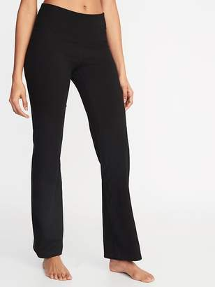 Old Navy High-Rise Slim Boot-Cut Yoga Pants for Women