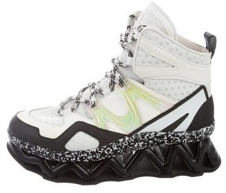 Marc by Marc Jacobs Platform High-Top Sneakers