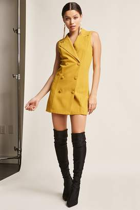 Forever 21 Mini Blazer Dress