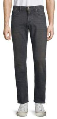 HUGO BOSS Delaware Stretch Cotton Jeans