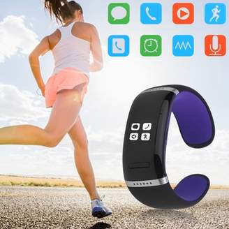 Fashionable Generic L12S V3.0 Smart Watch Income Call Reminder Handsfree Sports Pedometer Smart Watch