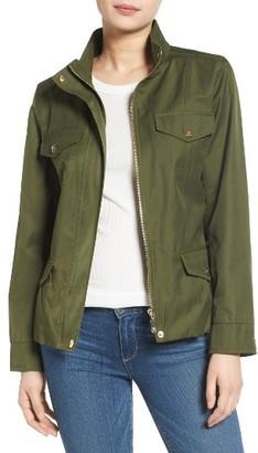 Women's Cece Sophie Utility Jacket $128 thestylecure.com