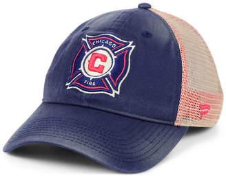 Americana (アメリカーナ) - Authentic Mls Headwear Chicago Fire Americana Trucker Snapback Cap