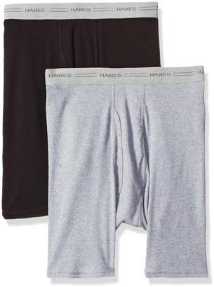 Hanes Men's 2 Pack FreshIQ Boxer Brief