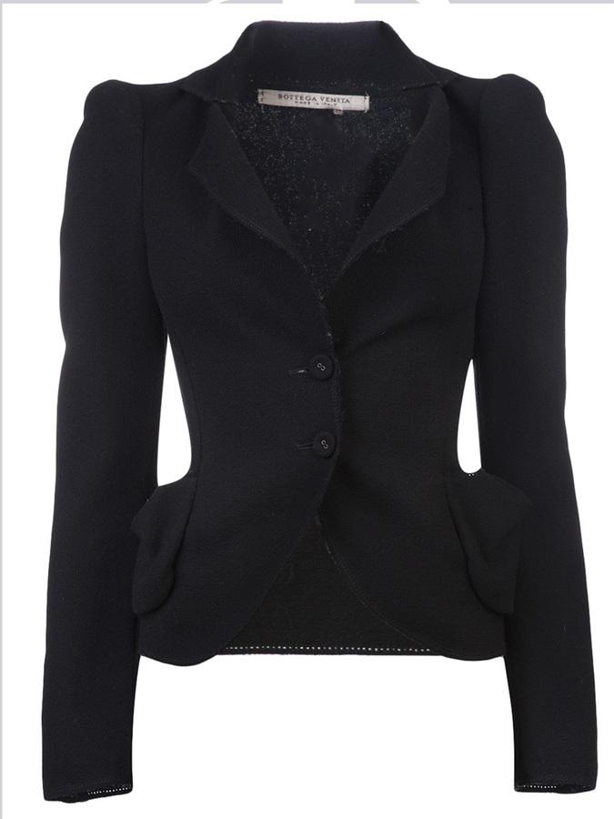 Bottega Veneta Single breasted jacket