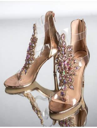 A.N.A Perez Rose Gold Heels
