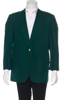 Oxxford Clothes Three-Button Sport Coat