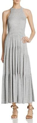 Rebecca Taylor Shirred Maxi Dress $295 thestylecure.com