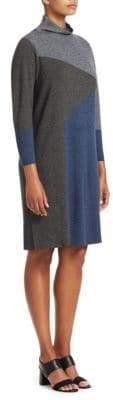 Nic+Zoe Plus Laid Back Sweater Dress