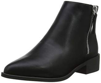 New Look Women's 5900796 Ankle Boots, (Black 1), 6 (39 EU)