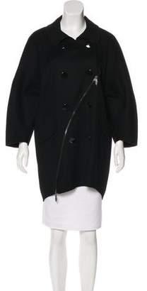 Nina Ricci Dolman Wool Coat