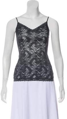Calypso Sleeveless Lace Top