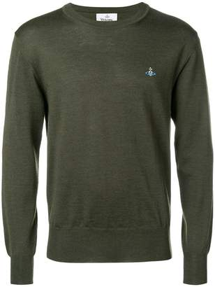 Vivienne Westwood crew neck sweater