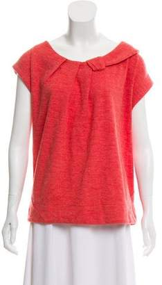 Marc by Marc Jacobs Wool Scoop-Neck Top w/ Tags