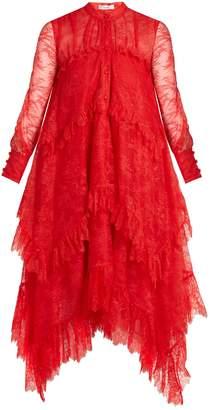 Nigella lace dress