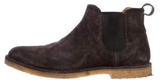 Vince Suede Chelsea Boots