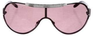 Valentino Strass Tinted Sunglasses