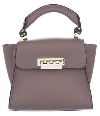 Zac Posen Leather Mini Eartha Satchel