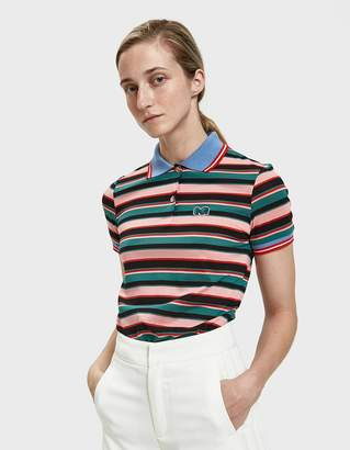 Marni Short Sleeve Polo T-Shirt