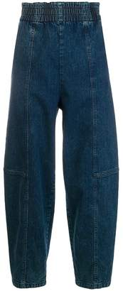 See by Chloe egg shaped jeans