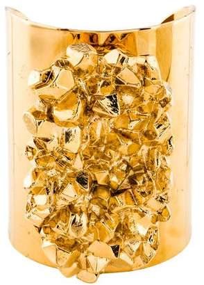 Michael Kors Metallic Nugget Cuff Bracelet