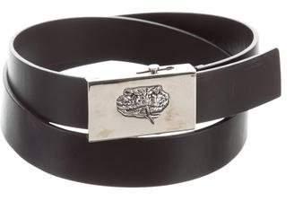 Christian Dior 2004 Leather Belt