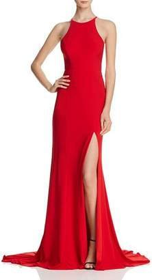 Couture Faviana Cutout Gown