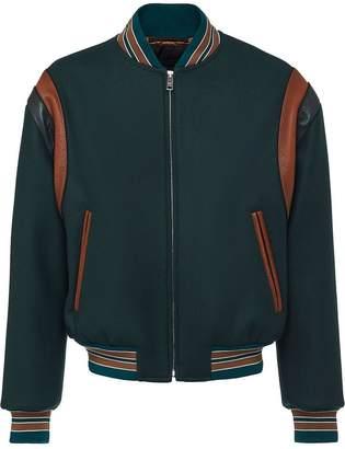 Prada Virgin wool bomber jacket