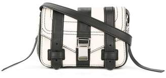 Proenza Schouler Patchwork Zip PS1+ Mini Crossbody