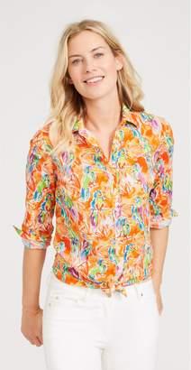 J.Mclaughlin Lois Shirt in Toucan