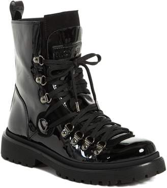 Moncler Berenice Stivale Lace-Up Boot
