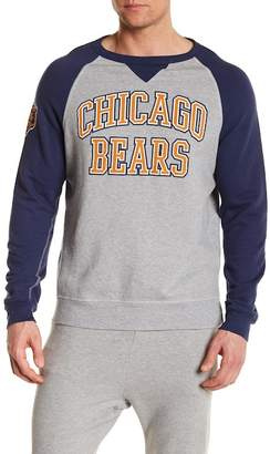 Junk Food Clothing NFL Chicago Bears Raglan Pullover