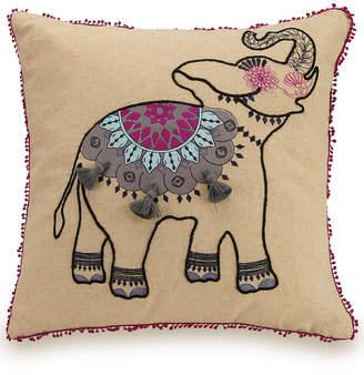 "Vera Bradley 18"" Elephant Pillow Bedding"