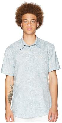 Reyn Spooner Mala Melia Tailored Fit Aloha Shirt Men's Short Sleeve Button Up