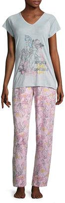 DISNEY Disney Pant Pajama Set-Juniors $48 thestylecure.com